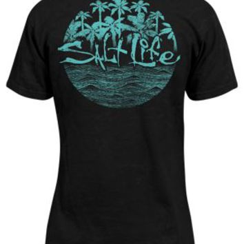 Salt Life Always Summer T-Shirt for Ladies