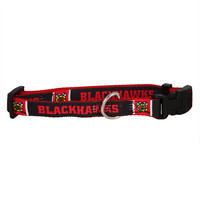 Chicago Blackhawks - Logo Dog Collar