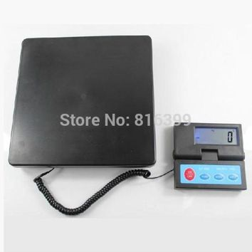 CREYLD1 free shipping  50kg 2g electronic platform scale parcel scales high precision electronic scales express scale