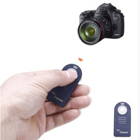 camera Accessories Smart Remote Control for Canon 60D 400D 450D 550D 600D Rebel XTi XSi T1i