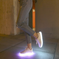 Light Up LED Shoes - (Women's)