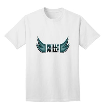 Philly Philly Funny Beer Drinking Adult T-Shirt by TooLoud