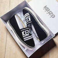 KENZO Fashion Espadrilles For Women Shoes Three