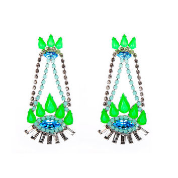 Courtney Lee Collection | Gabby Earrings