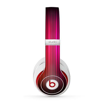 The Straigth Vector HD Lines Skin for the Beats by Dre Studio (2013+ Version) Headphones