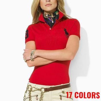Ralph lauren Women Fashion Polo Shirt - Best Deal Online