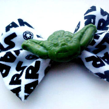 Geekery Star Wars Yoda Hair Bow