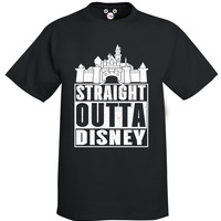 Straight Outta Disney Castle T-Shirt