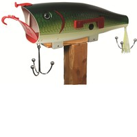 Rivers Edge Giant Lure Mailbox Bass Exclusive Color