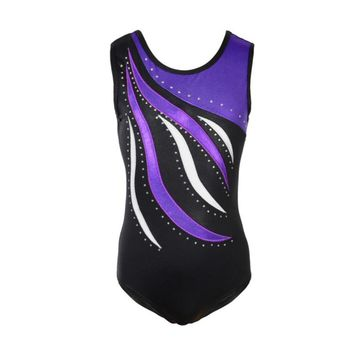 Toddler Girls Ballet Athletic Dance Leotards Dress Ballet Gymnastics Leotards Acrobatics for Kids Dance Wear