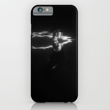 Underwater Dreaming iPhone & iPod Case by Nicklas Gustafsson