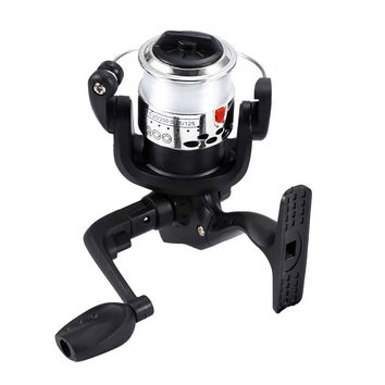 JOSHNESE Brand 2018 Hot Sale Fishing Accessories High Speed G-Ratio 5.2:1 Bait Folding Rocker Spinning Fishing Reels With Line