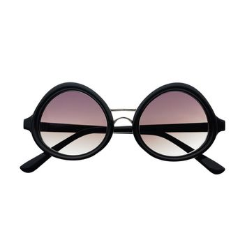Unique Retro Style Womens Oval Round Sunglasses R1390