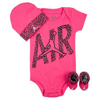 Infant Jordan Elephant Air 3-Piece Set