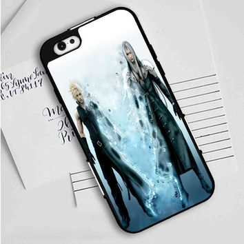 Final Fantasy disintegrate iPhone Case