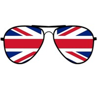 'England Sunglasses' by Swigalicious