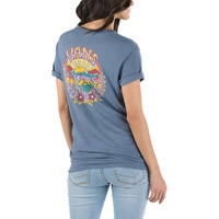 California Sun Tee | Shop Womens Tees At Vans