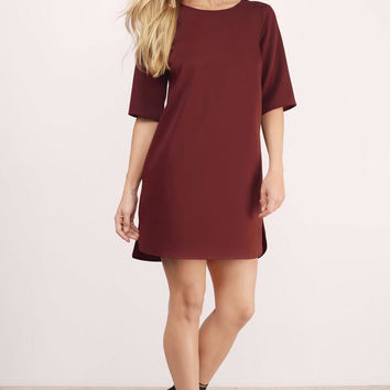 Mad Love Shift Dress