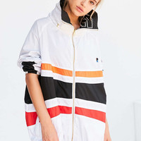 P.E Nation Easy Reversible Windbreaker Jacket - Urban Outfitters