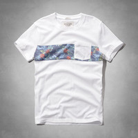 Pattern Pocket Tee