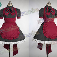 Punk Lolita, Cafe Maid Uniform Set