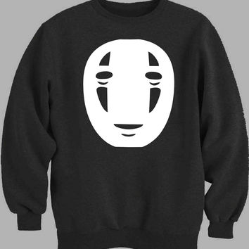 No Face Spirited Away Sweater for Mens Sweater and Womens Sweater ***