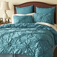Savannah Bedding - Teal