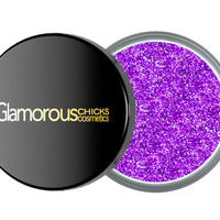 Diamond Glitter Magic Purple