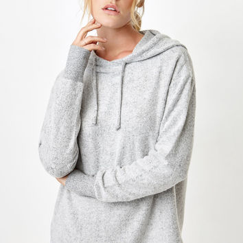 LA Hearts Roxy French Terry Pullover Hoodie at PacSun.com