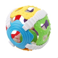 New Baby Toys Ball Baby Rattles Mobiles Baby Infant Early Educational Toys Grasping Ball Multicolor Newborn Toys Bell Ball