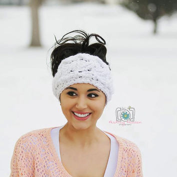 Shop Crochet Headband Earwarmer Pattern On Wanelo