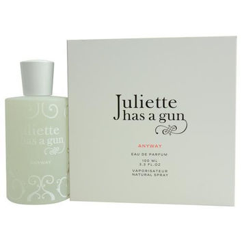 Anyway By Juliette Has A Gun Eau De Parfum Spray 3.4 Oz