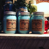 Christmas At The Beach Natural Hand Poured Soy Candles