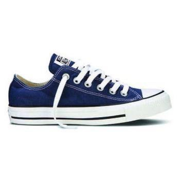 LMFUG7 Converse Chuck Taylor Low - Navy Canvas Low-top Sneaker