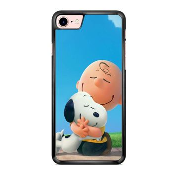 Snoopy And Charlie iPhone 7 Case