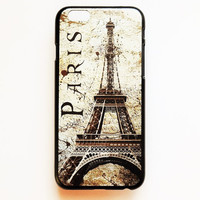 iPhone 6 Case Cover Paris iPhone 6 Hard Case Eiffel Tower Back Cover For iPhone 6 Inspirational Slim Design Case