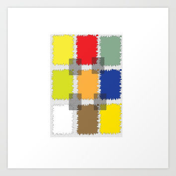 New Design of any Cloth Art Print by apaceonline