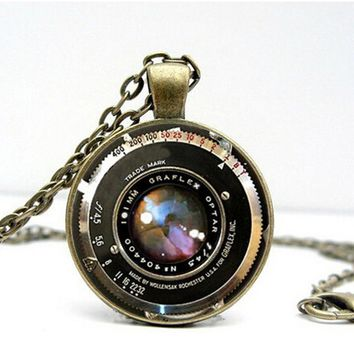 Brand New Camera Lens Neckless - For Photography Lovers