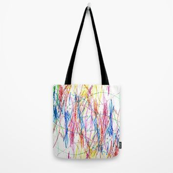 Baby art Tote Bag by Mrnobody