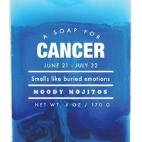 Cancer Moody Mojitos Scented Soap - Smells Like Buried Emotions - LAST ONE!