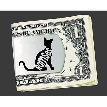 Sphynx Money Clip | Gifts for Men