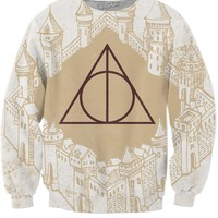 Marauder's Map Crewneck Sweatshirt