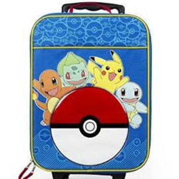 "Pokemon ""House Party Pokeball Pilot Case, Multi"