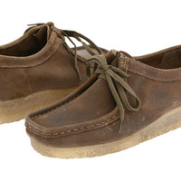 Clarks Wallabee Taupe Distressed - Zappos.com Free Shipping BOTH Ways