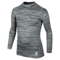 Nike Pro Hyperwarm Compression Graphic Boys' Shirt