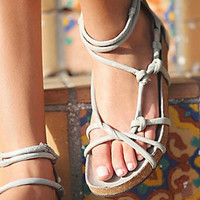Free People Redlands Sandal - Blue Grey