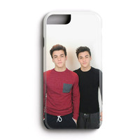 "Apple Iphone 6 4.7"" Case - The Best 3d Full Wrap Iphone Case - Dolan Twins"