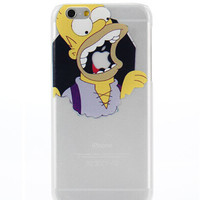Simpson iPhone 6 Plus Case