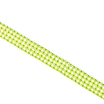 Wired Ribbon - Polka-dot Pattern