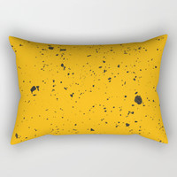 Obsessed Rectangular Pillow by duckyb